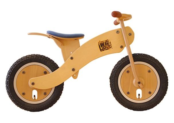 WGJ ZERO ONE[曲げ木/木製二輪玩具]
