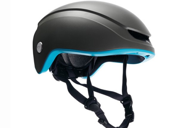 BROOKS ISLAND HELMET / MUDBLUE / L