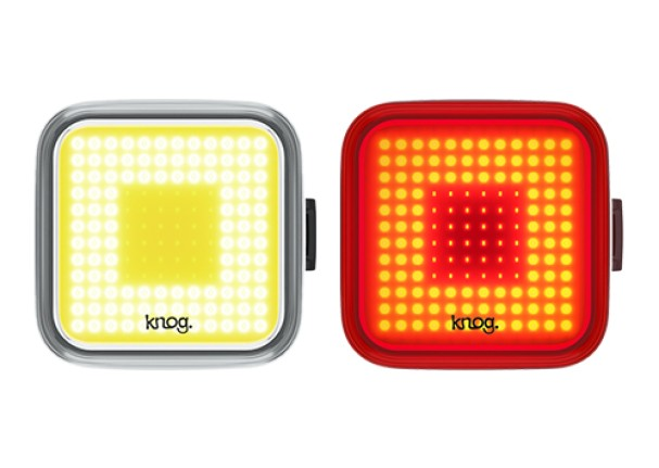 KNOG BLIDER SQUARE TWIN PACK / BLACK