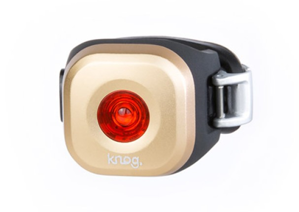 KNOG BLINDER MINI DOT REAR / BRASS