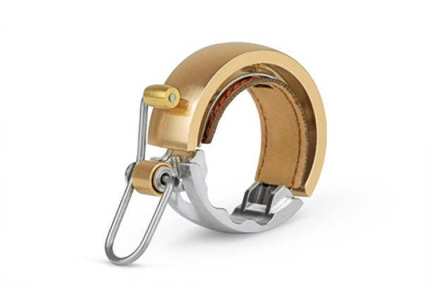 KNOG Oi LUXE / LARGE / BRASS