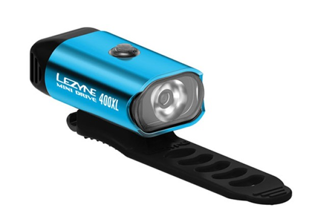 LEZYNE MINI DRIVE 400 / BLUE