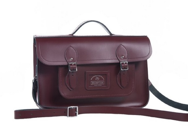 BROMPTON Cambridge Satchel Bag