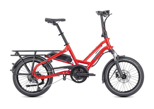TERN HSD P9 [RED/GRAY]