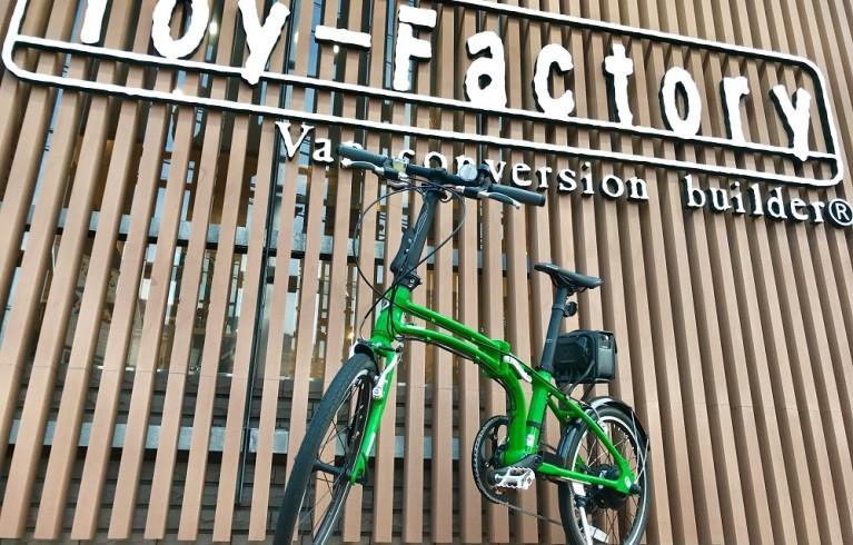 トイバイクで大人気、王道ブランドのレンタサイクルを!!
