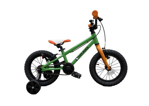 ヨツバサイクル×TOY-BIKEキャロットグリーン 特別限定モデル