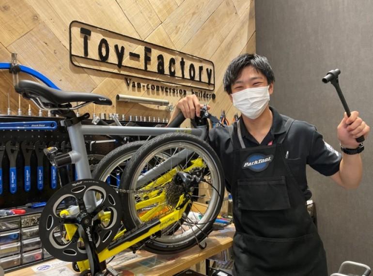 トイバイク整備士の自転車レビュー 第一段‼
