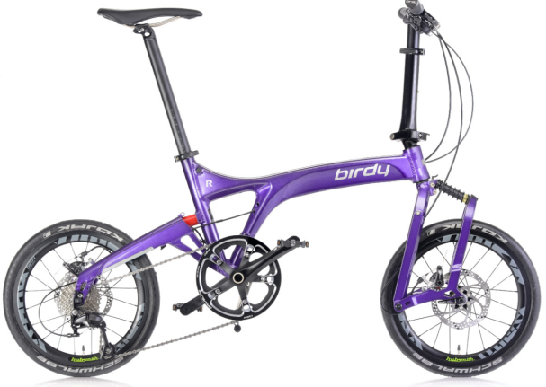 birdy R[Galaxy purple]