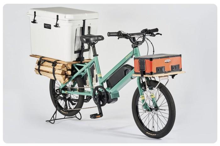BRUNO bikes からe-bikeが登場!!