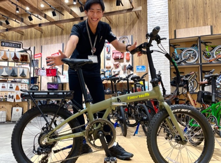 トイバイク整備士の自転車レビュー第二弾 キャンプ編!!