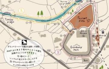 トイファクトリー東京店試乗コースのご案内