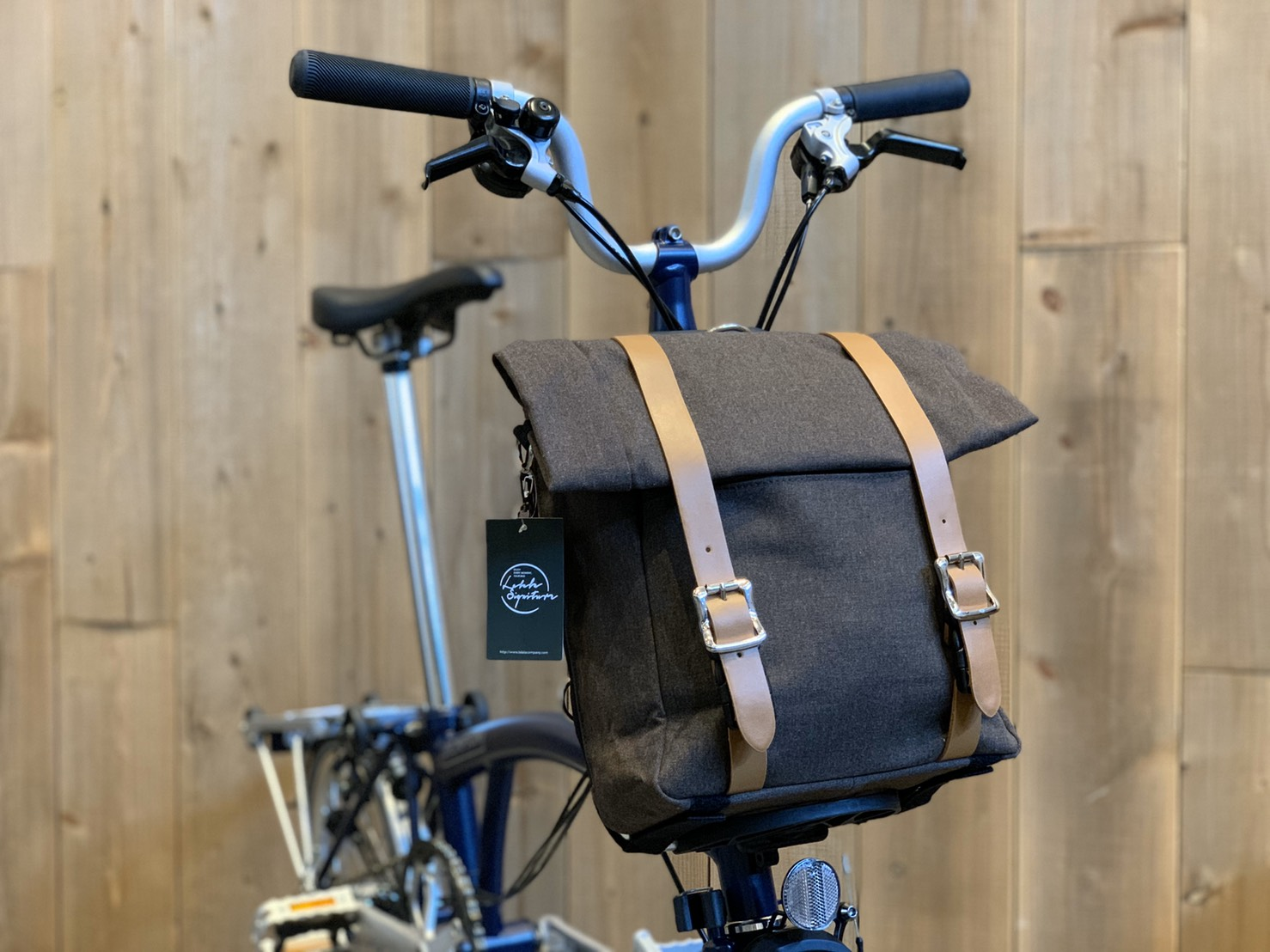 バッグ ブロンプトン ブロンプトンのメッセンジャーバッグはサイクリングを楽しくしてくれる